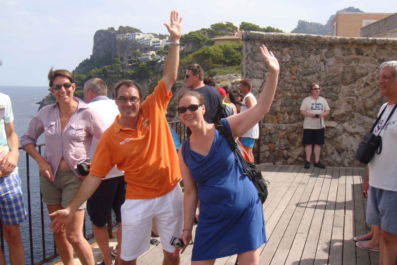 Serra de Tramuntana Half-Day Tour: Soller and Valldemosa