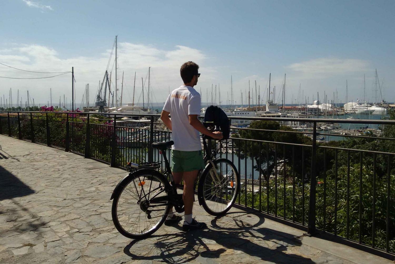 Shore Excursion: Palma Old Town Bicycle Tour