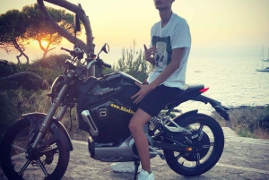 Super Soco Electric Motorcycle Tour