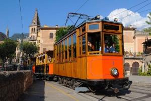Tramuntana Tour with Historic Railway Ride