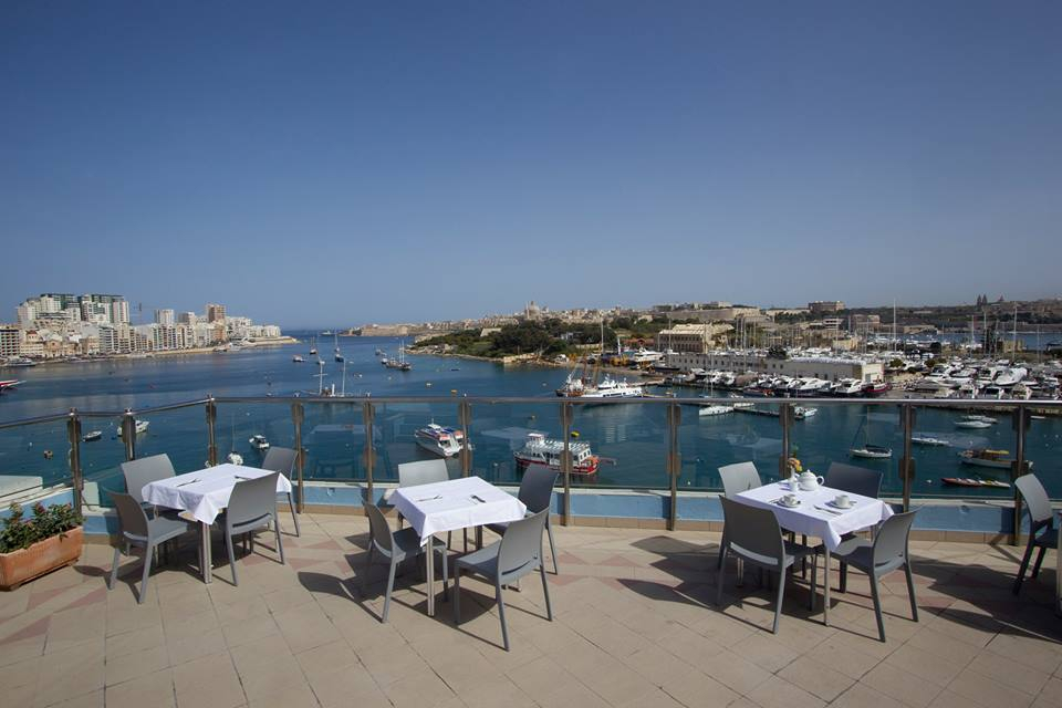 115 the strand hotel suites in malta my guide malta. Black Bedroom Furniture Sets. Home Design Ideas