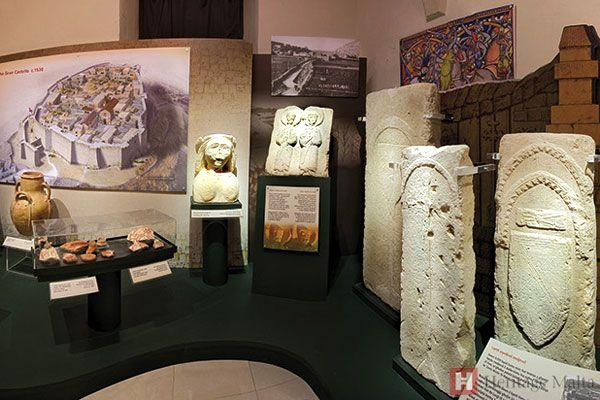 archaeology museum in gozo in malta
