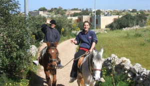 Bidnija Horse Riding