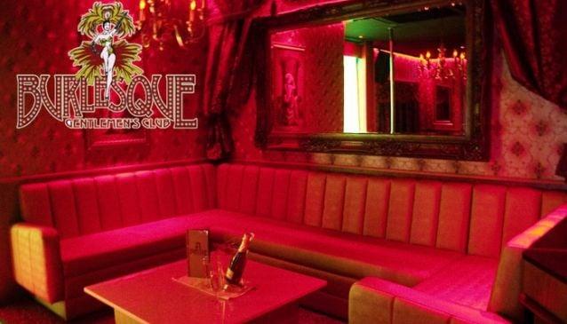 Burlesque Gentlemenu0027s Club