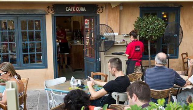 Cuba - Bistro, Pizzeria & Cafe