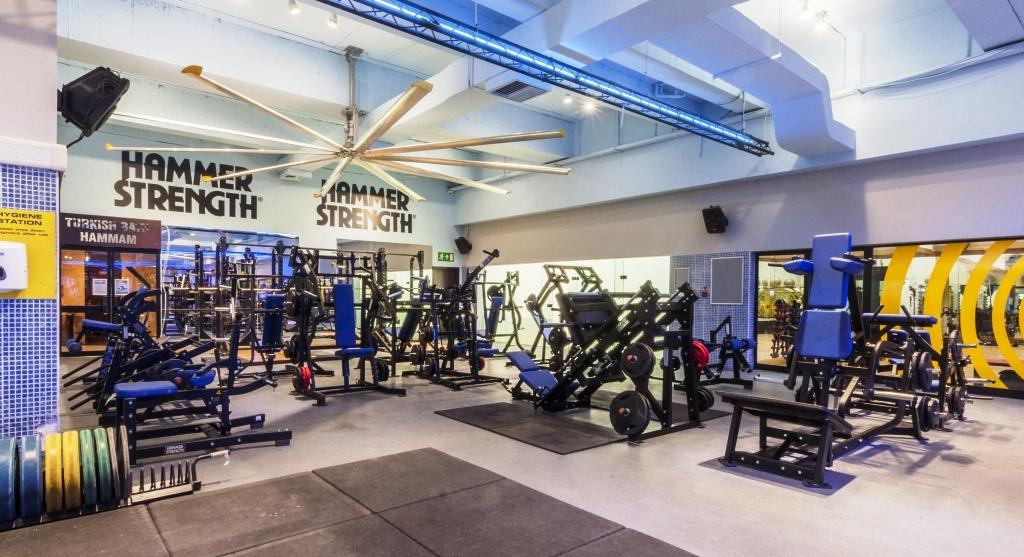 Cynergi Health and Fitness Club