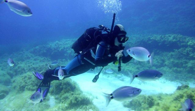 Dive deep blue in malta my guide malta - Deep blue dive centre ...