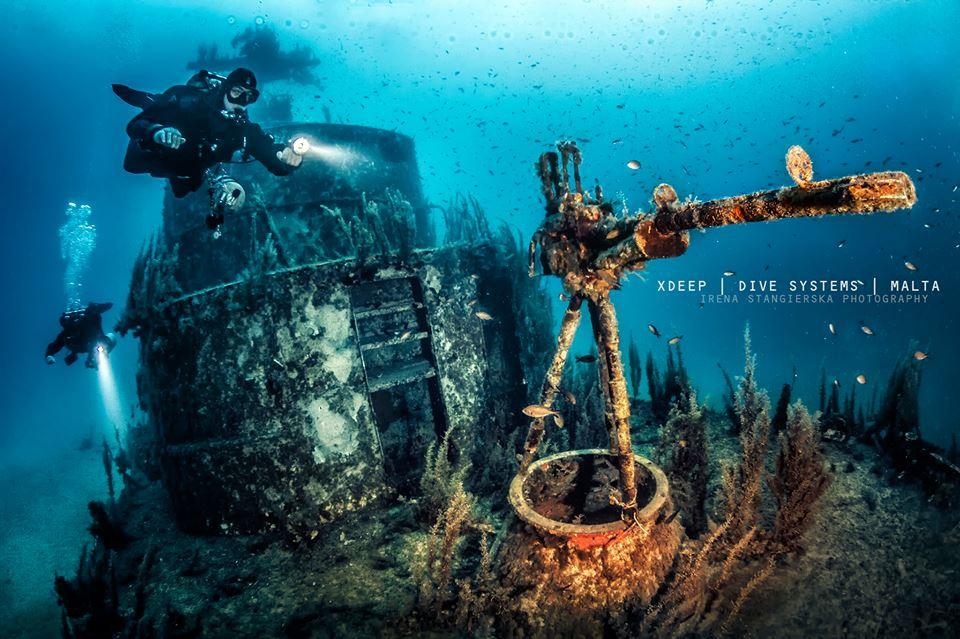 Dive systems malta facebook