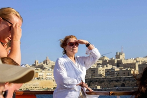 Full-Day Cruise to Comino and Blue Lagoon with Open Bar