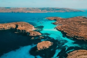 Full-Day Gozo and Blue Lagoon Cruise with Open Bar