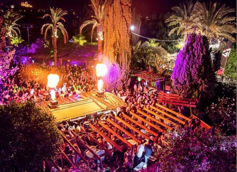 Top 5 Night Clubs in Malta