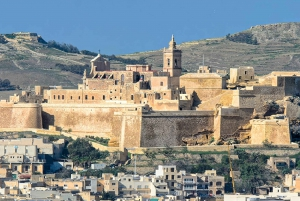 Gozo: Full-Day Jeep Safari with Buffet Lunch and Wine