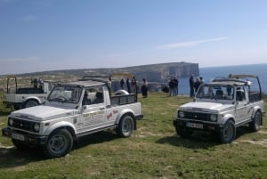 Gozo Full-Day Jeep Tour with Lunch and Powerboat Ride