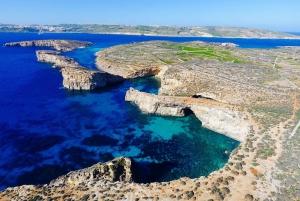 Gozo & Malta: Private Boat Charter Comino Blue-Lagoon