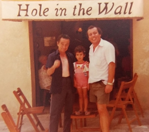 Hole in the Wall Bar