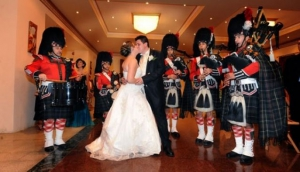 Jackson's Pipe Band