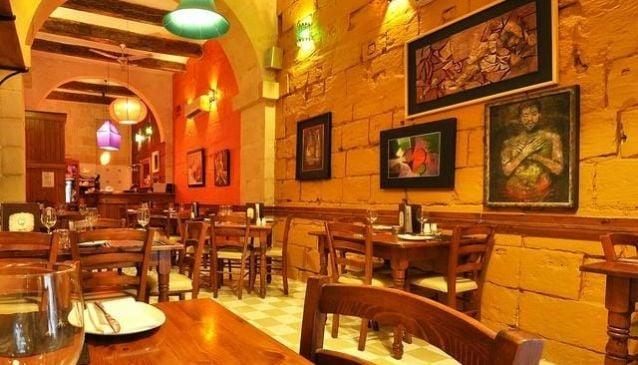 Indian Restaurant Valletta