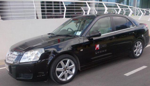M Cabs