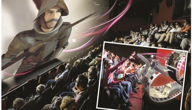 Malta 5D Show