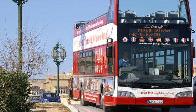 Malta and Gozo SightSeeing Hop On, Hop Off
