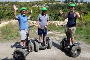 Malta by Segway: Dingli Funtastic