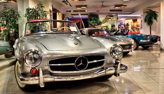 malta classic car collection museum in malta my guide malta. Black Bedroom Furniture Sets. Home Design Ideas