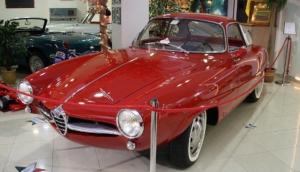 Malta Classic Car Collection Museum