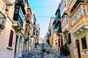 Malta Full-Day Private Sightseeing Tour