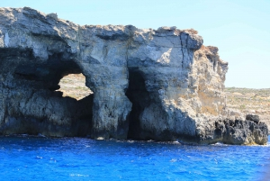 Malta: Gozo, Comino and The Blue Lagoon Boat Trip