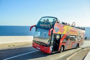 Malta Island Bus Tour and Optional Boat Tour