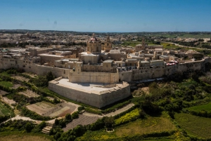 Malta: Valletta and Mdina Full Day Tour