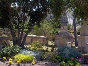 Msida Bastion Historic Garden