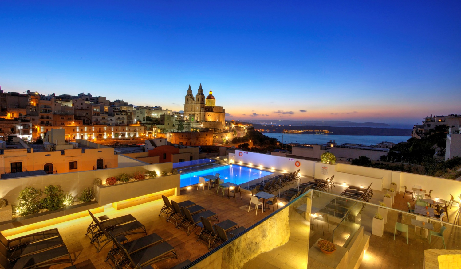 Pergola Club Hotel And Spa Malta