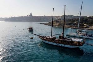 Round Malta Full-Day Cruise