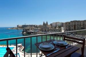 Balcony - Short Lets Malta