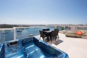 Terrace - Short Lets Malta