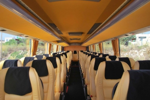 Shuttle Transfer between Malta Airport and Hotels