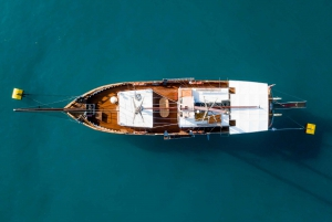 Sliema: Round-Trip Gozo Cruise
