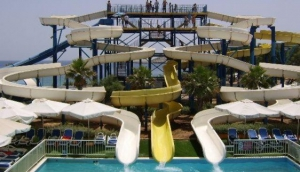 Splash and Fun Water Park