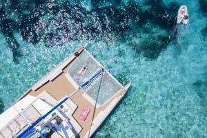 St Paul's Bay: Blue Lagoon, Beaches, and Bays Catamaran Trip