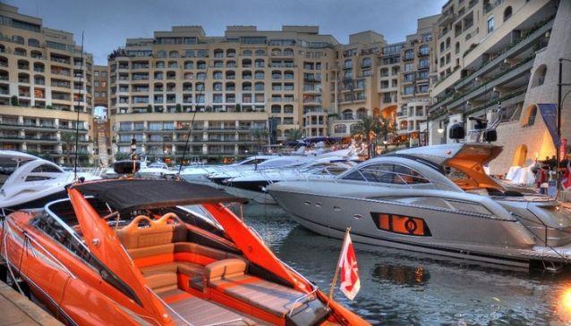 Sunseeker Malta Charters