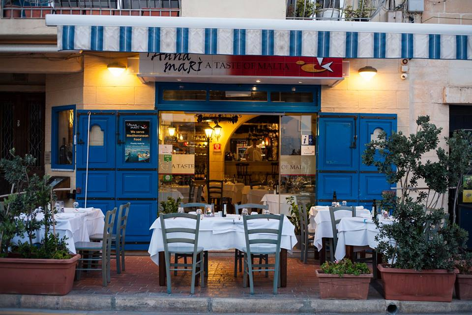 Top 5 Fish & Seafood Restaurants in Malta