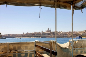 The Best Traditional 2 Harbours Day Cruise of Malta
