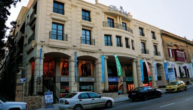 The Duke Shopping Mall