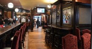 The Long Hall Irish Pub