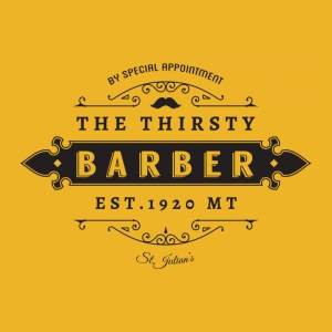 The Thirsty Barber