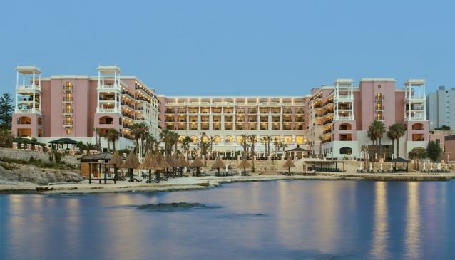Top 5 Luxury Hotel Resorts in Malta