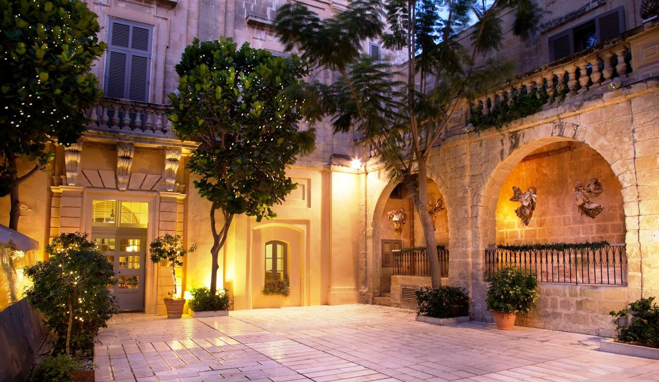 Top 5 Boutique Hotels in Malta