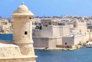 Valletta: 3-Hour Walking Tour