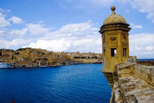 Valletta and 3 Cities Private 4-Hour Shore Excursion